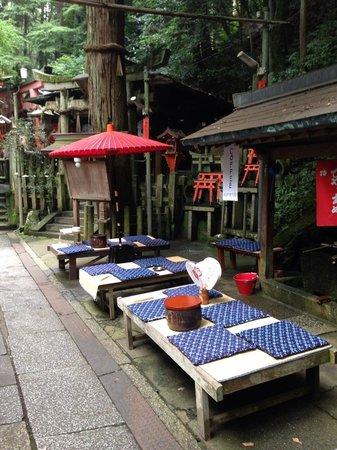 Fushimi Inari Yakurikite