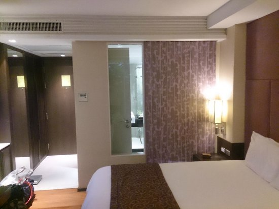 Citichic by iCheck Inn : Overall Room