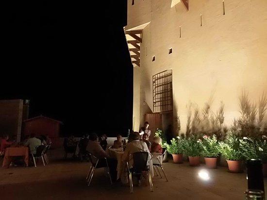 Hotel Castillo de Ateca: Great Stop over & dining location