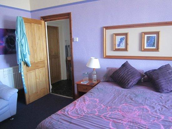 Heulwen Bed and Breakfast: Bedroom