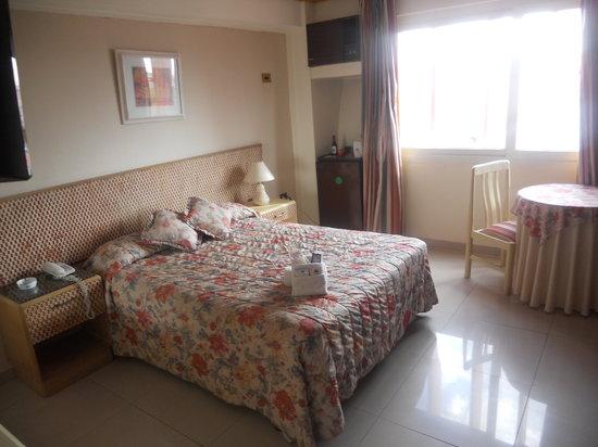 Las Americas Hotel: Habitacion simple o matrimonial