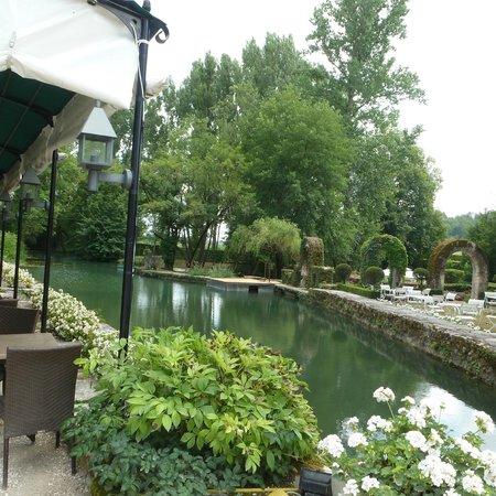 Manoir d'Hautegente : Bassin