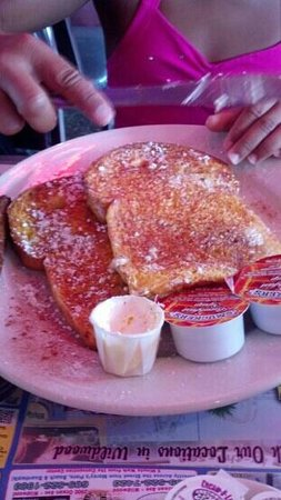 Pink Cadillac Diner : so good