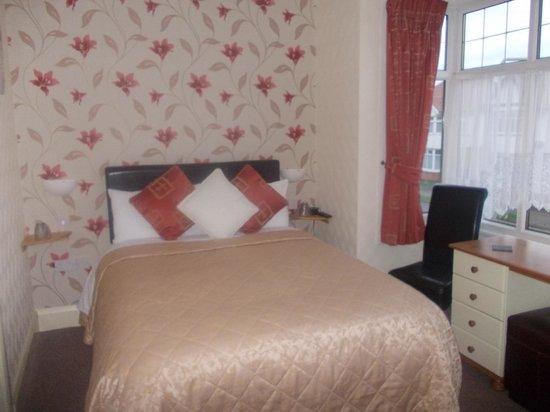 Kildare Hotel: deluxe room