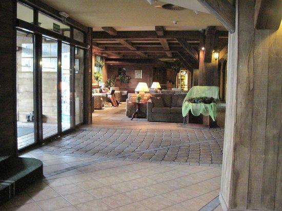 Hotel Zubrowka: ingresso