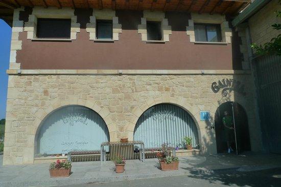 Hotel Rural Gaintza: La façade principale