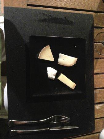 Le Mas des Aigras : fromage affiné