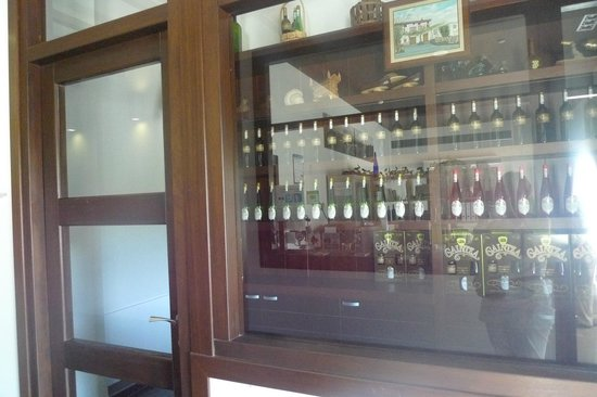 Hotel Rural Gaintza: Entrée de l'hôtel
