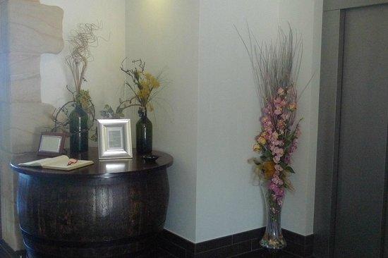 Hotel Rural Gaintza: L'entrée