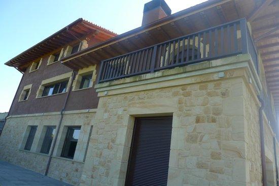 Hotel Rural Gaintza: Une façade