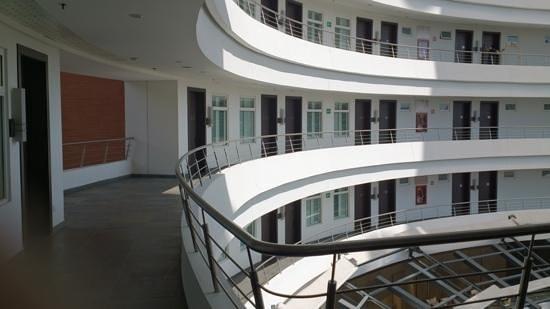 Hotel Spiwak Chipichape Cali: 4階の客室
