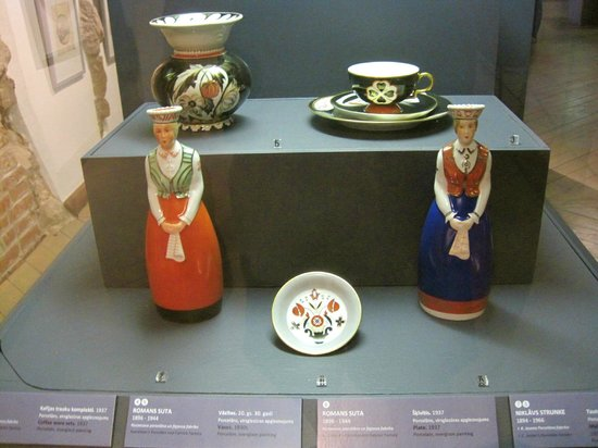 Museum of Decorative Art and Design: Latvian ceramics of the 1930s