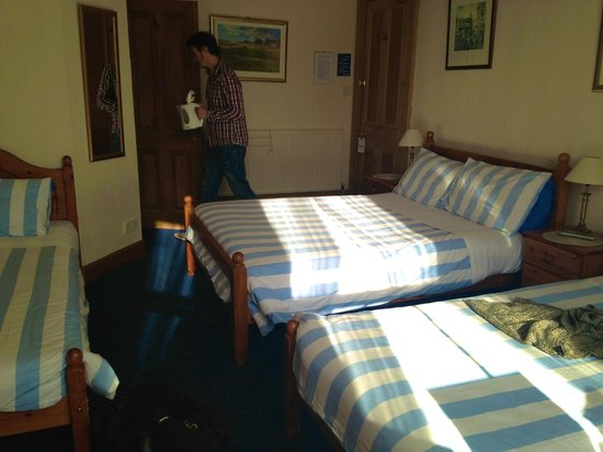 Smiths' Guest House: Bedroom