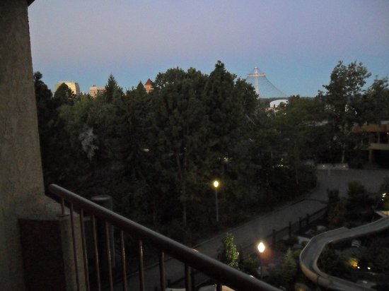 Hotel RL by Red Lion Spokane at the Park: Riverfront park