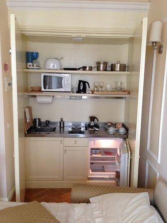 Granduomo Charming Accomodation : kitchen
