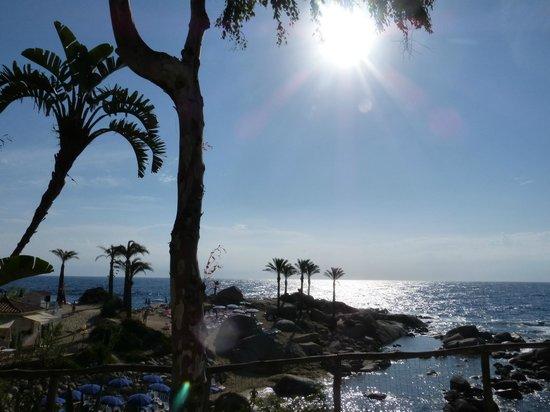 Arbatax Park Resort - Dune: la spiaggia delle palme