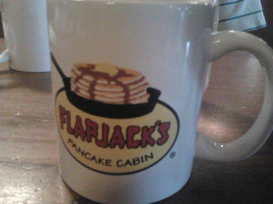 Flapjack's Pancake Cabin: Coffee Mug