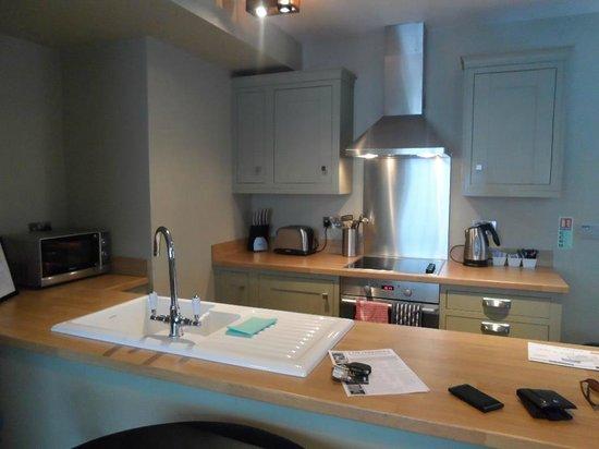 The Lawrance York: Kitchen