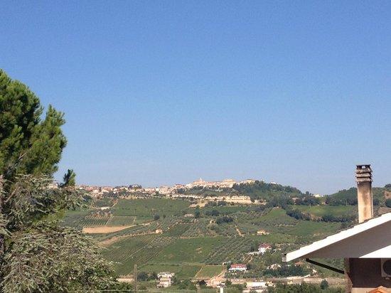 Agriturismo Montupoli : Panorama