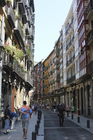 Bilbao Greeters Private Day Tours: Old Town