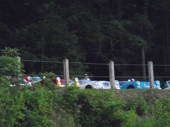 La Strada at Lake Lure: MG parking