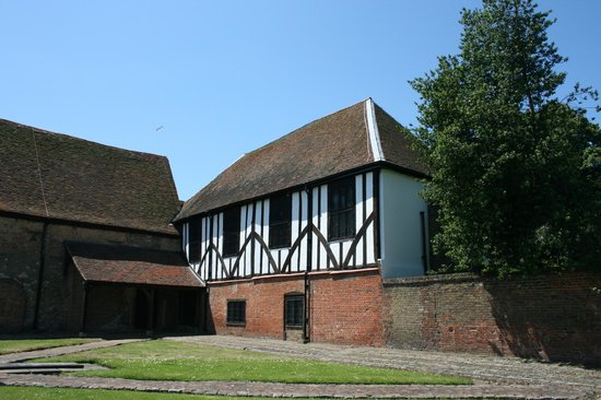 Prior's Chamber at Prittlewell Priory Southend
