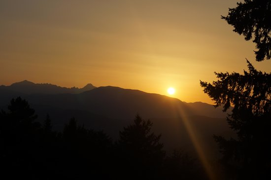 Agriturismo I Cerretelli: View over the mountains