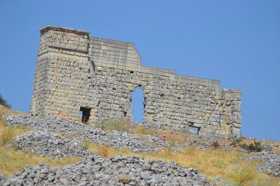 Ciudad romana de Acinipo: theater