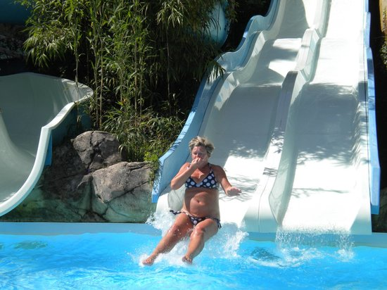 Camping La Palombiere : piscine