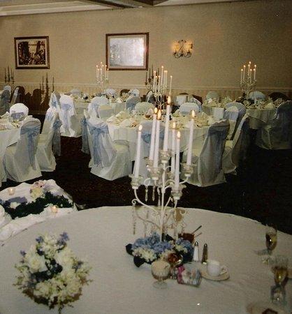 Holiday Inn Utica : Wedding