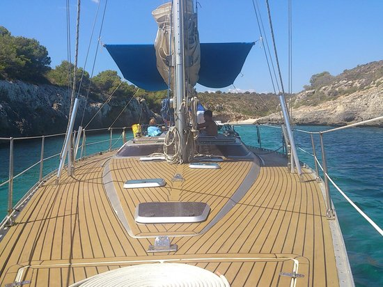 Dragonfly Mallorca: Just like a prived Cala for you
