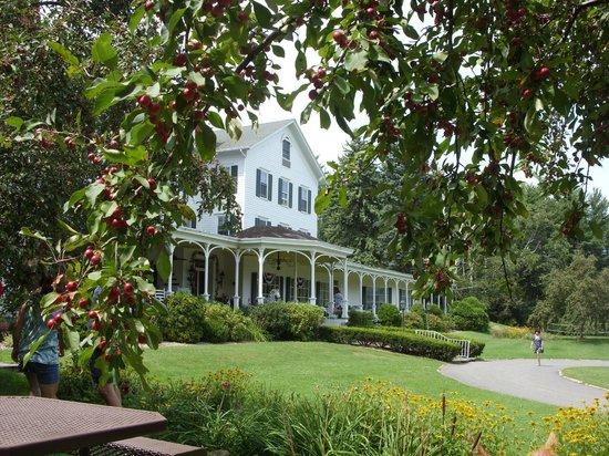 Winter Clove Inn : Beautiful Summer Day at the Inn