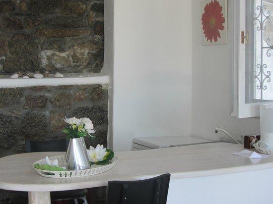 Marina View: cocina