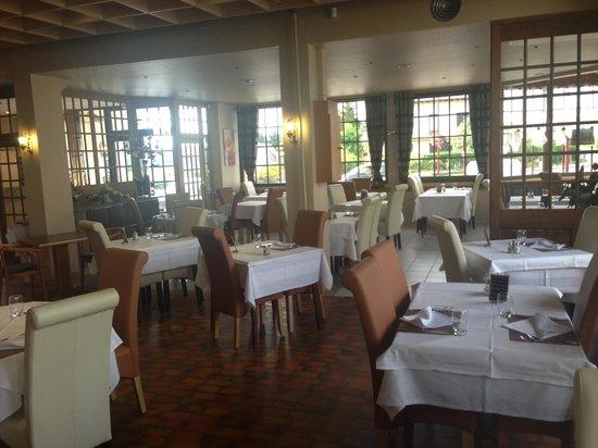 Relais Diane : Salle du restaurant