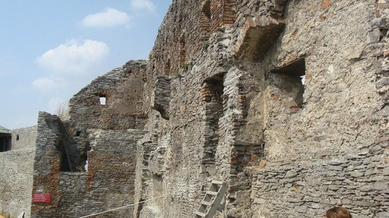 Deva, Ρουμανία: wall