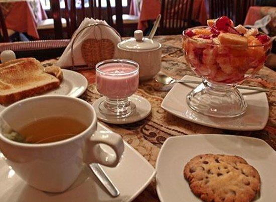 Cascanuez Cafe Bar: café da manhã caprichado