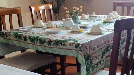 Bed & Breakfast 1912: Sala colazione