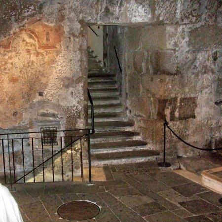 Carcere Mamertino: Верхняя тюрьма