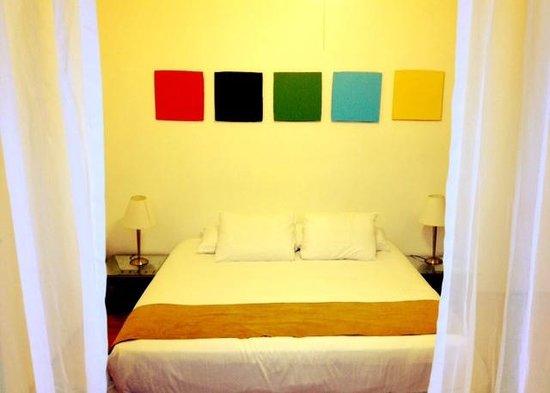 Casa Comtesse: El Oriente room