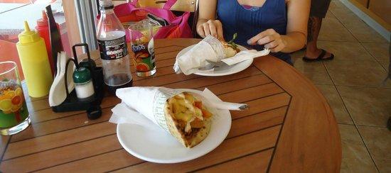 Tasty Corner: Il mitico pita gyros!