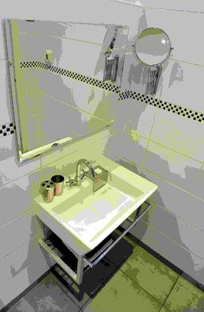 B&B Bed en Beschuit: Bathroom