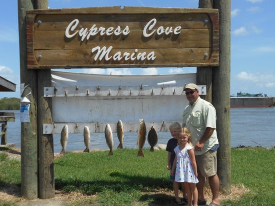 Cypress cove lodge updated 2017 reviews price for Venice louisiana fishing lodge