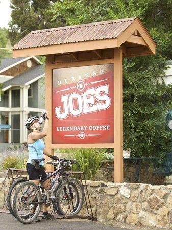 Durango Joe's Coffee on College Dr. : LOVE JOE'S