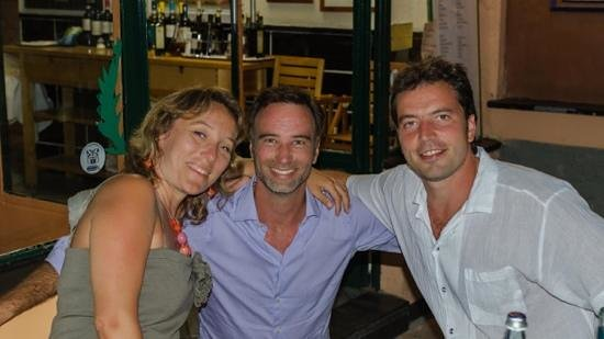 Affittacamere Marco: Ein schöner Abend mit Marco!