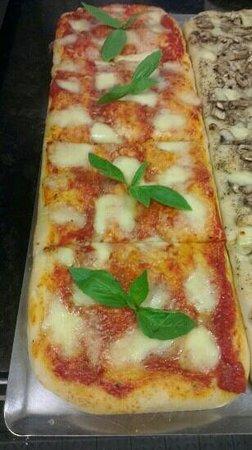 40/60 : Pizza margherita