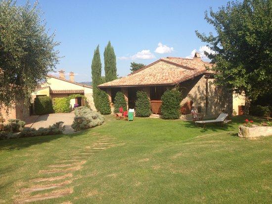 Agriturismo Borgo Matero: Un piccolo assaggio