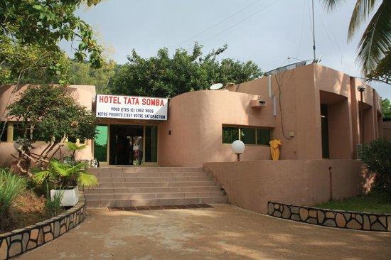 Hotel Tata Somba: Vue de l'hôtel