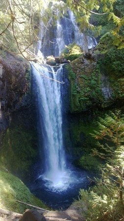 Dry Creek Falls Hike