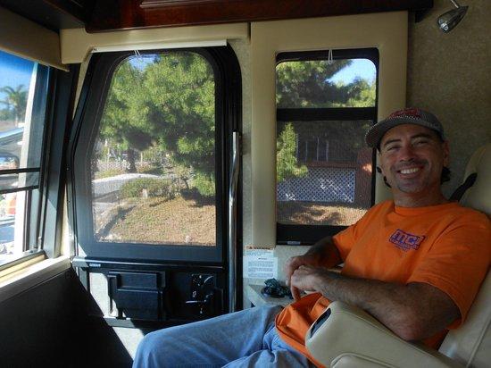The Palms RV Resort: Steve Smith, your favorite MCD installer