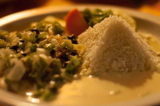 Hotel La Pyramide: auch das Essen ist zu empfehlen!